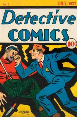 Detective Comics Vol. 1 (1937-2011; 2016-) (Comic Book) #5