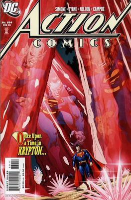 Action Comics Vol. 1 (1938-2011; 2016-) (Comic Book) #834