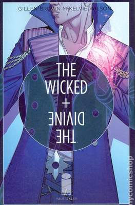 The Wicked + The Divine (Comic Book) #12