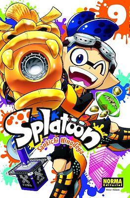 Splatoon (Rústica) #9