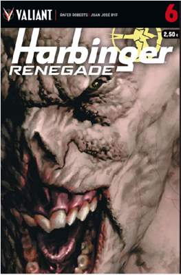 Harbinger Renegade (Grapa) #6