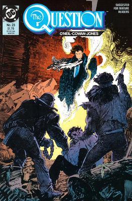 The Question Vol. 1 (Comic-book.) #23