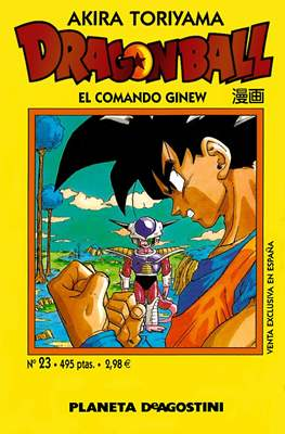 Dragon Ball (Rústica) #23