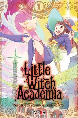 Little Witch Academia (Rústica) #1