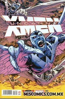 Uncanny X-Men (2016-2017) (Grapa) #13