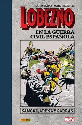 Lobezno en la Guerra Civil Española (Cartoné 80 pp) #