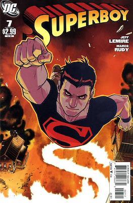 Superboy Vol. 5 (2011) #7