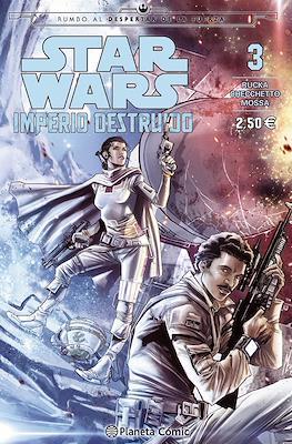 Star Wars: Imperio Destruido (Grapa 32 pp) #3