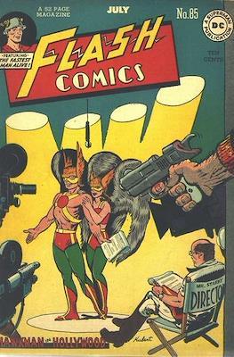 Flash Vol. 1 (1959-1985) (Comic Book 32 pp) #85