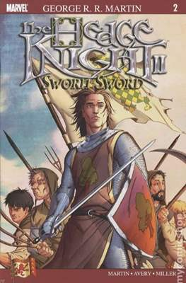 The Hedge Knight II: Sworn Sword (2007-2008) (Grapa) #2