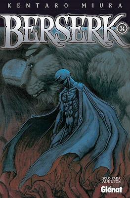 Berserk (Rústica con sobrecubierta) #34