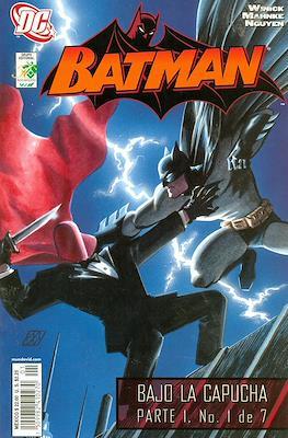 Batman. Bajo la capucha parte 1
