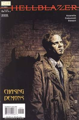 Hellblazer (Comic Book) #169