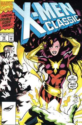 Classic X-Men / X-Men Classic (Comic Book) #79