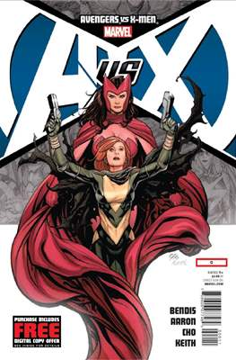 Avengers vs. X-Men (Comic-book) #0