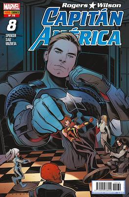 Capitán América Vol. 8 (2011-) (Grapa) #79