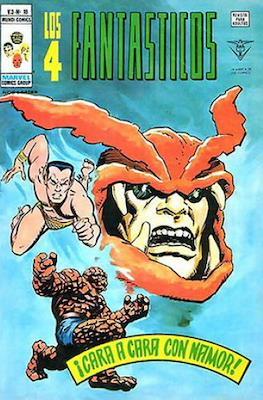 Los 4 Fantásticos Vol. 3 (1977-1980) (Grapa 44 pp) #18
