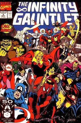 The Infinity Gauntlet (Comic Book) #3