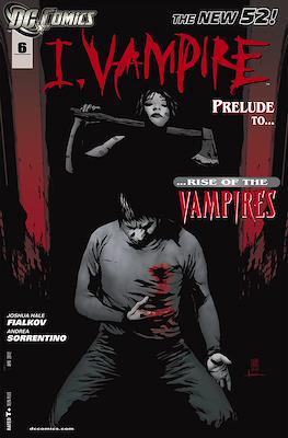 I, Vampire Vol. 1 #6