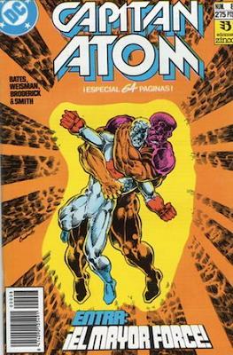 Capitán Atom #8