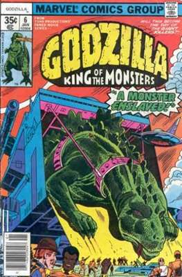 Godzilla King of the Monsters #6
