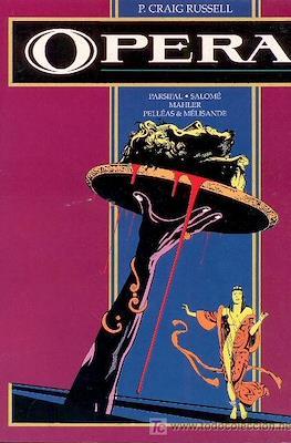 Opera: Parsifal / Salomé / Mahler / Pelléas y Mélisande