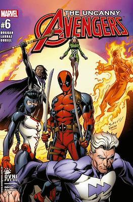 The Uncanny Avengers Vol. 2 (Revista) #6