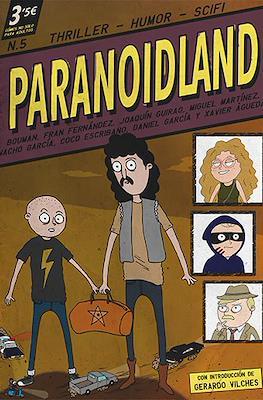 Paranoidland #5