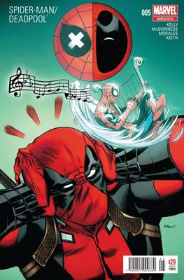 Spider-Man / Deadpool (Grapa) #5
