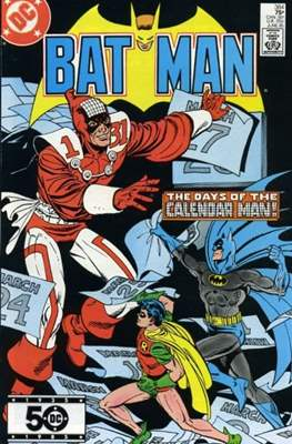 Batman Vol. 1 (1940-2011) (Comic Book) #384