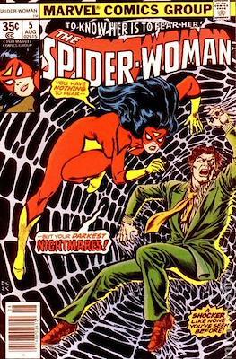 Spider-Woman (Vol. 1 1978-1983) (Comic Book) #5