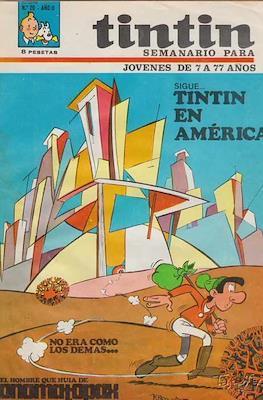 Tintin (Grapa 20 pags.) #20