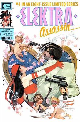 Elektra: Assassin (Comic Book) #4