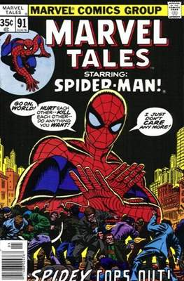 Marvel Tales (Comic Book) #91