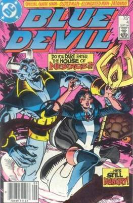 Blue Devil #4
