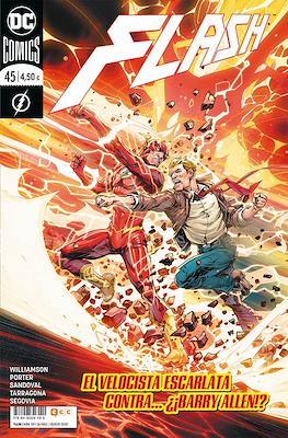Flash. Nuevo Universo DC / Renacimiento (Rústica - Grapa) #59/45