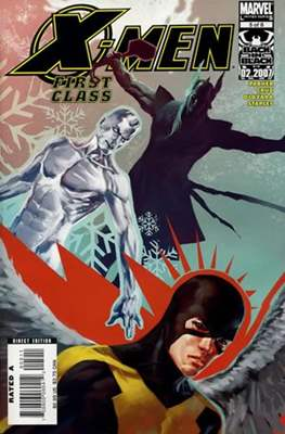 X-Men First Class Vol.1 (Comic Book 24 pp) #5