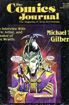 The Comics Journal #84