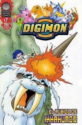 Digimon digital monsters #7