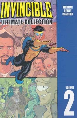 Invincible Ultimate Collection (Hardcover) #2
