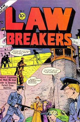 Lawbreakers (Saddle-stitched) #3