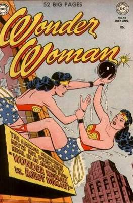 Wonder Woman Vol.1 (1942-1986; 2020-) (Comic Book) #48