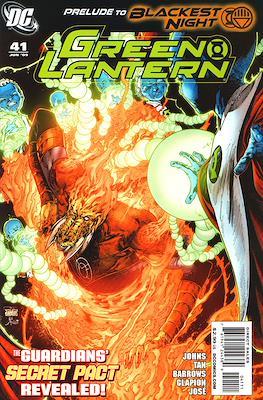 Green Lantern Vol. 4 (2005-2011) (Comic book) #41