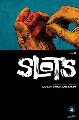 Slots (Comic-book / Digital) #2