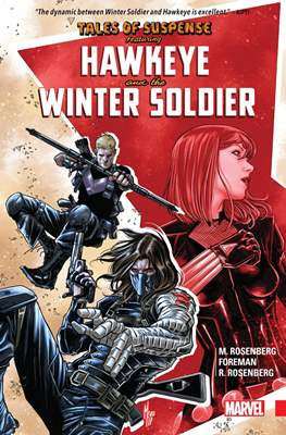 Tales Of Suspense Featuring Hawkeye and the Winter Soldier