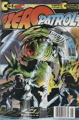 The Zero Patrol (Comic Book) #5