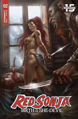 Red Sonja: Birth of the She-Devil (2019) (Comic Book) #2