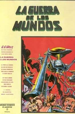 Colección Mundi Comics Clásicos (Grapa) #2
