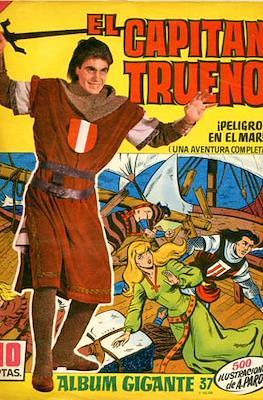 El Capitán Trueno. Album gigante (Grapa 32 pp) #37