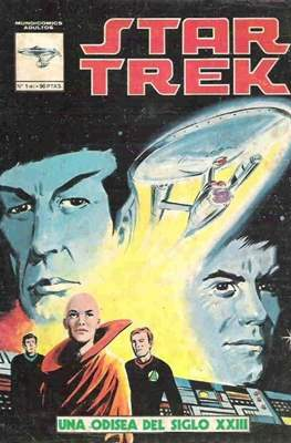 Star Trek (1981-1982) (Grapa) #1